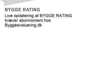 Bygge Rating for virksomheden med cvr-nr. 66712117